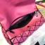 Issey Miyake BaoBao Shoulder bag สีชมพู งาน Hiend Orginal thumbnail 8