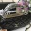 Chanel Trendy CC bag สีดำ งานHiend Original thumbnail 2