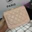 Chanel Classic Flap mini(Square) สีชมพูนู๊ด งานHiend 1:1 thumbnail 3