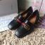 รองเท้า Gucci สีดำ งานHiend 1:1 thumbnail 4