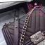 Chanel boy Chevron สีดำ งานHiend Original thumbnail 5