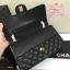 Chanel Classic สีดำ งานHiend Original thumbnail 7