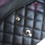 Chanel classic flap jumbo สีดำ งานHiend Original thumbnail 9