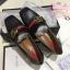 รองเท้า Gucci สีดำ งานHiend 1:1 thumbnail 1
