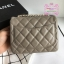 Chanel Classic Flap mini(Square) สีเทา งานHiend 1:1 thumbnail 5