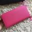 Prada Wallet สีชมพูบานเย็น งานHiend1:1 thumbnail 3