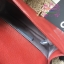 Chanel Boy Carvier Leather สีแดงเลือดนก งานHiend Original thumbnail 6