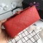 Chanel Classic Flap mini(Square) สีแดง งานHiend 1:1 thumbnail 5