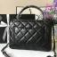 Chanel Trendy CC bag สีดำ งานHiend Original thumbnail 4