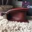 Chanel Boy Carvier Leather สีแดงเลือดนก งานHiend Original thumbnail 8