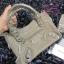 Balenciaga Edge mini City Bag สีเทา งานHiend 1:1 thumbnail 2