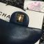 Chanel Classic Flap mini(Square) สีน้ำเงินกรม งานHiend 1:1 thumbnail 5