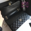 Chanel classic flap jumbo สีดำ งานHiend Original thumbnail 4