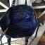 Prada Nylon bag สีน้ำเงิน งานHiend Original thumbnail 6
