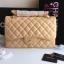 Chanel classic flap jumbo สีครีม งานHiend Original thumbnail 3