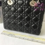 Dior lady สีดำ งานHiend 1:1 thumbnail 4