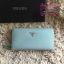 Prada Wallet สีฟ้า งานHiend1:1 thumbnail 1
