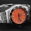 นาฬิกา Orient Automatic Orange หน้าส้ม FAA02006M9 Diver 200m thumbnail 3