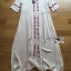 Lady Ribbon's Made Lady Spencer Casual Flower Embroidered Crochet Maxi Dress thumbnail 7
