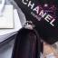 Chanel boy Chevron สีดำ งานHiend Original thumbnail 4
