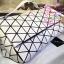 Issey Miyake BaoBao Shoulder bag สีขาว งาน Hiend Orginal thumbnail 5