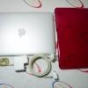 (ลดราคา)MacBook Air 13-inch Early 2014 Core i5 1.4GHz/4GB/SSD128GB เครื่องสวย พร้อมเคส