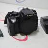 Canon EOS 350D และ แฟลช ACHIEVER 115M