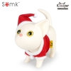 Semk - Kat Saving Bank (Cats/Christmas Clothing)