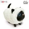Semk - Kat Saving Bank (Cats/White Mink Clothing)