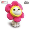 Semk - Kat Saving Bank (Sitting Cats/Flower Clothing)