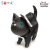 Semk - Kat Saving Bank (Cats/Black Dress Suit)