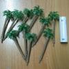 ต้นปาล์มจิ๋ว 10 ต้น สูง 6 ซ.ม.