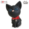 Semk - Kat Saving Bank (Sitting Cats/Black)