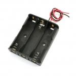 กล่องแบตเตอรี่ 3 x AA (4.5V)