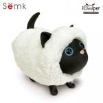 Semk - Kat Saving Bank (Cats/White Mink Clothing)