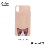 MAOXIN Meaw Series Case - Dora (iPhone7/8)
