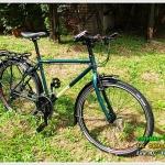ทัวริ่งพันธ์แท้ WINDSPEED Long Rider II / ALIVIO 9 สปีด