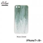 MAOXIN Graffiti Case - Moss Green (iPhone7+/8+)