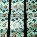 กระเป๋ากระสอบลายการ์ตูน ใส่ของสีสันสวยงาม 65*55*25 cm.กระเป๋าสายรุ้ง ถุงฟาง กระเป๋ากระสอบ ถุงแม่ค้า ราคาส่ง 65บาท