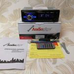 เครื่องเล่นวิทยุ 1 ดิน ยี่ห้อ Audiopipe AP-603MP3 พร้อมส่ง