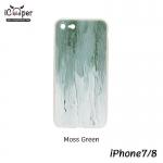 MAOXIN Graffiti Case - Moss Green (iPhone7/8)