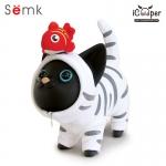 Semk - Kat Saving Bank (Cats/White Tiger Clothing)