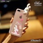 LOFTER Cartoon Bunny - Beat Wishes (iPhone7+)