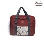 MAOXIN Travel/Shopping Bag - MX-3 (Hedgehog)