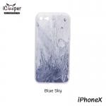 MAOXIN Graffiti Case - Blue Sky (iPhoneX)
