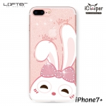 LOFTER Bunny Bling Bling (iPhone7+)