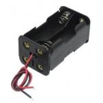 กล่องแบตเตอรี่ 4 x AA (3V)