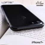 LOFTER Solid Color Bumper - Jet Black (iPhone7+)