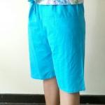 กางเกงผ้าฝ้าย 5 ส่วน SUP01