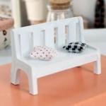 งานไม้จิ๋ว เฟอร์ไม้จิ๋ว (wooden mini model)